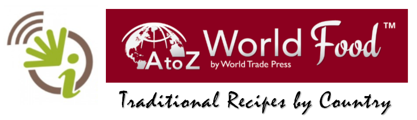 a to z world food